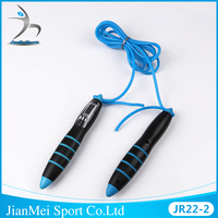 Smart skipping rope with calorie recorder crossfit jump rope