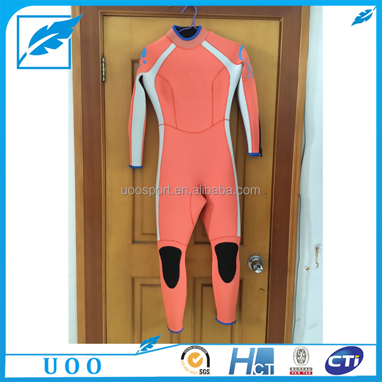 Custom Design Long Sleeve Surfing Suit For Sale