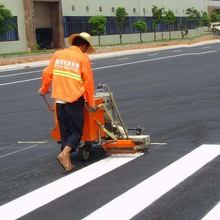 Reflective Thermoplastic Paint for Road Marking