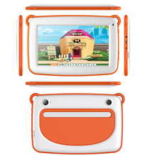 7 inch Quad Core Educational Tablet for kids Children