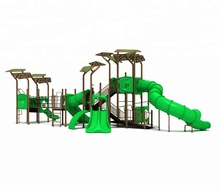 Indoor playground equipments for sale,inflatable plastic spiral tube indoor wooden playground slide