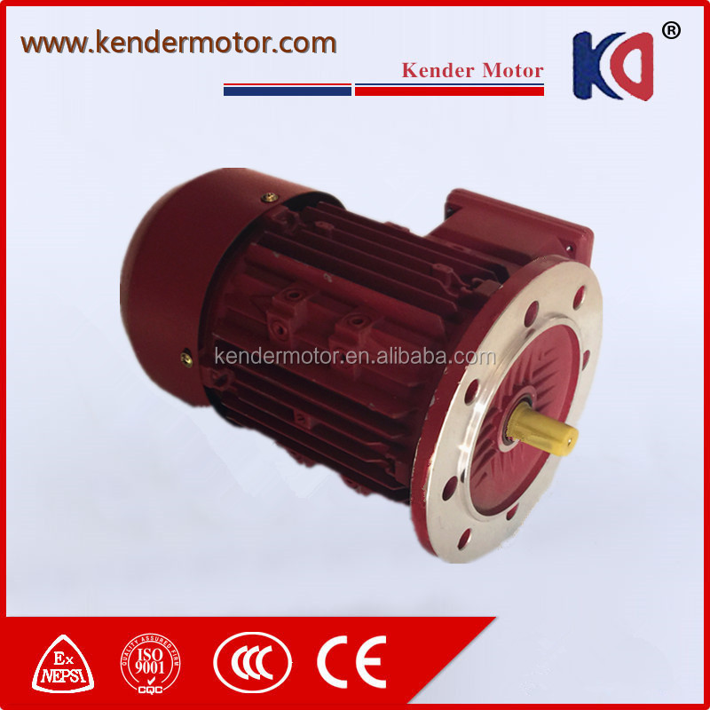 IE2 Y2 YE2 YE3 3KW Three Phase AC Electric Motors