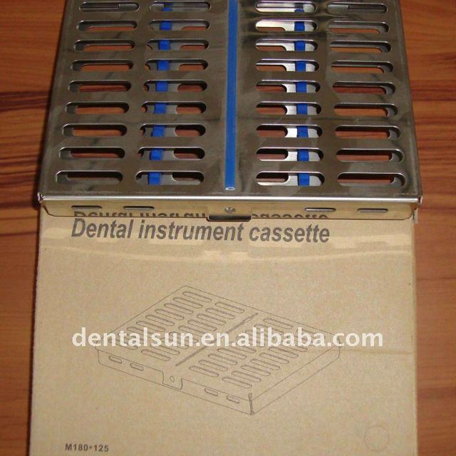 Dental Sterlization Instrument Cassette