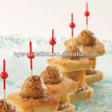 best quality promotional party food bamboo appetizer picks