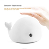 USB Rechargeable Cute Dolphin Touch Night