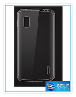 Hot selling rubber silicon case for LG G3