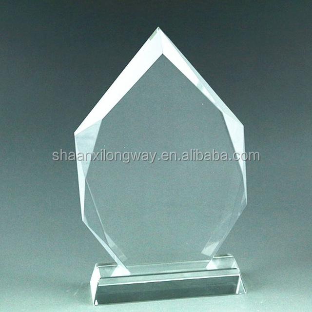 crystal trophies and awards plaque crystal glass plaque crystal plaque
