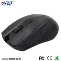 JRD WM04 optical usb mice cool design 2.4ghz wireless mouse