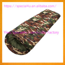 SPRA-419 Polyester Camping Travel Trekking Sleeping Bag Cotton With Stuff Sack Whloesale