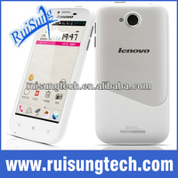 "Lenovo A706 cheap MSM8225Q quad core phone 4.5"" QHD 1GB RAM 4GB ROM Android 4.1 GPS 3G google play and root"