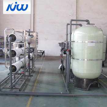 Best Selling Industrial Ro Water Treatment For Cosmetic Machine Machinery Project Implementation