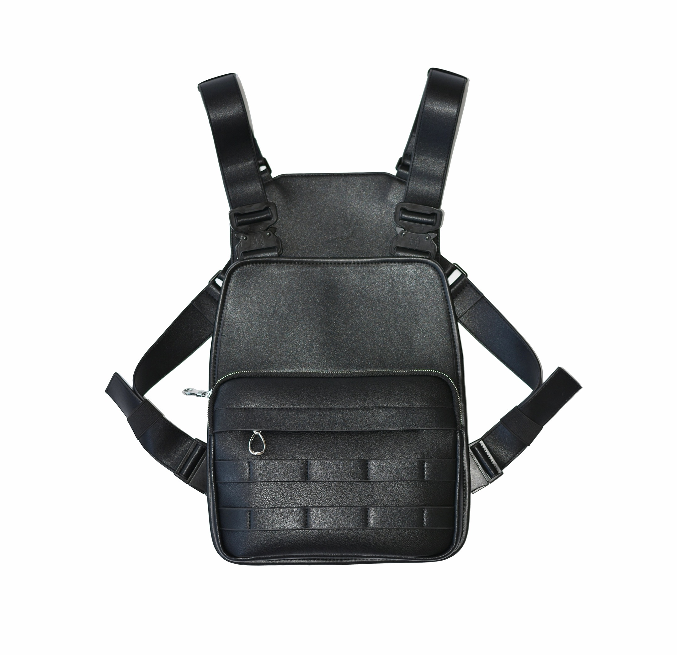 2019 hot selling in Amazon 2019 New Design Tactical Chest Rig <strong>Bag</strong> Military Vest Pouch EDC Combat <strong>Bag</strong> with Suspenders