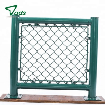 36 inch blue vinyl coated chain link fence for sale by owner