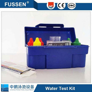 Swimming Pool Test Kit Ph Cl Water Test Kits Liquid Reagent For Swimming Pool Spa Buy Pool