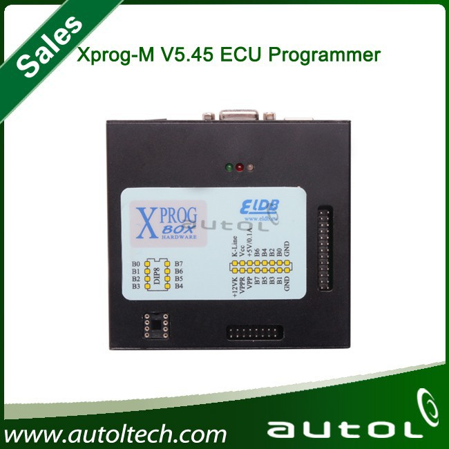 Ecu Programmer Xprog m XPROG-M V5.5 for XP English System Xprog-m Metal Professional Programmer