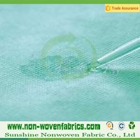 Soft Spunbond nonwoven SS Fabric for Top sheet of Sanitary napkin