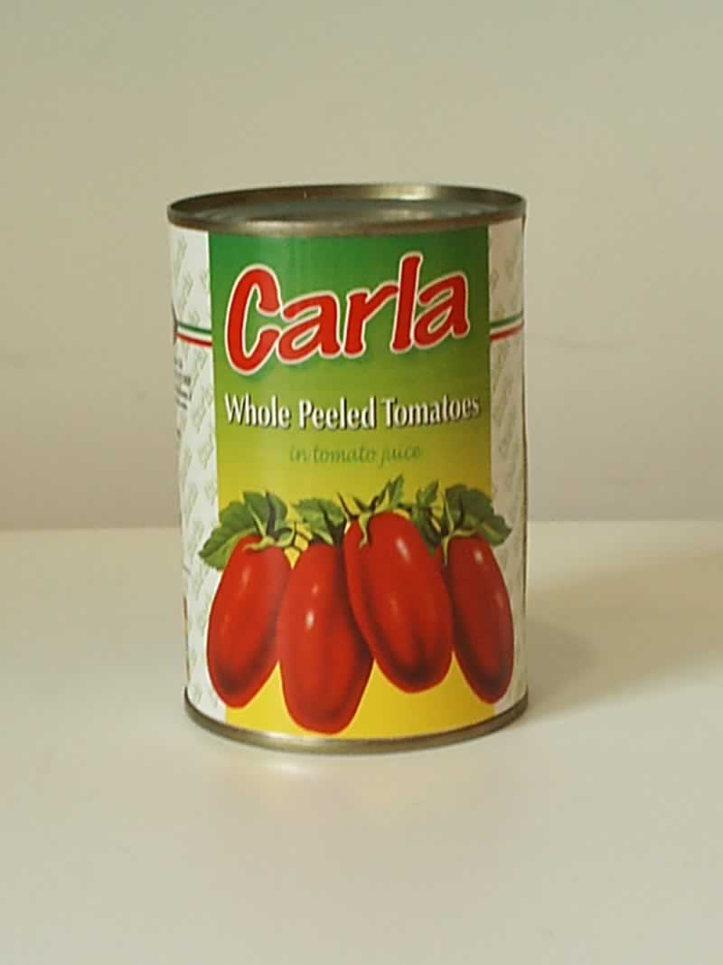 Italian Canned Food