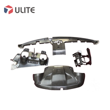 Top Sale Plastic Injection Molded Auto Bumper And Other Auto Accessories Cover Shell Mould Making