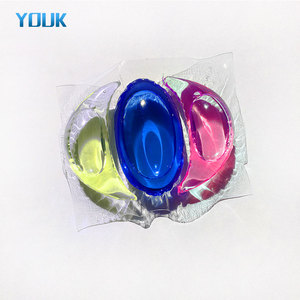 13g Apparel antistatic laundry capsules washing transparent quality assured laundry pods wholesale price