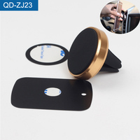 Wholesale Price Magnetic Car Mount Air Freshener Vent Clips Portable Air Outlet Smartphone Holder Support for Car
