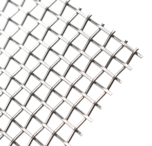 2018 hot sale 65Mn carbon steel wire quarry screen mesh