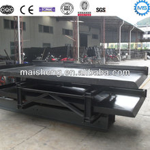 Mineral Ore Gold Gravity Concentrated Separating Shaking Table