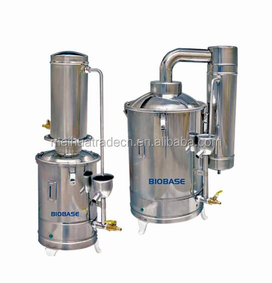 BIOBASE WD-5/10/20 Electric-heating Water Distiller/Corrosion and ageingresistance,easy to operate,safe and durable