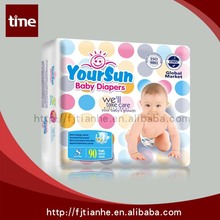 Top quality baby diaper world best selling products