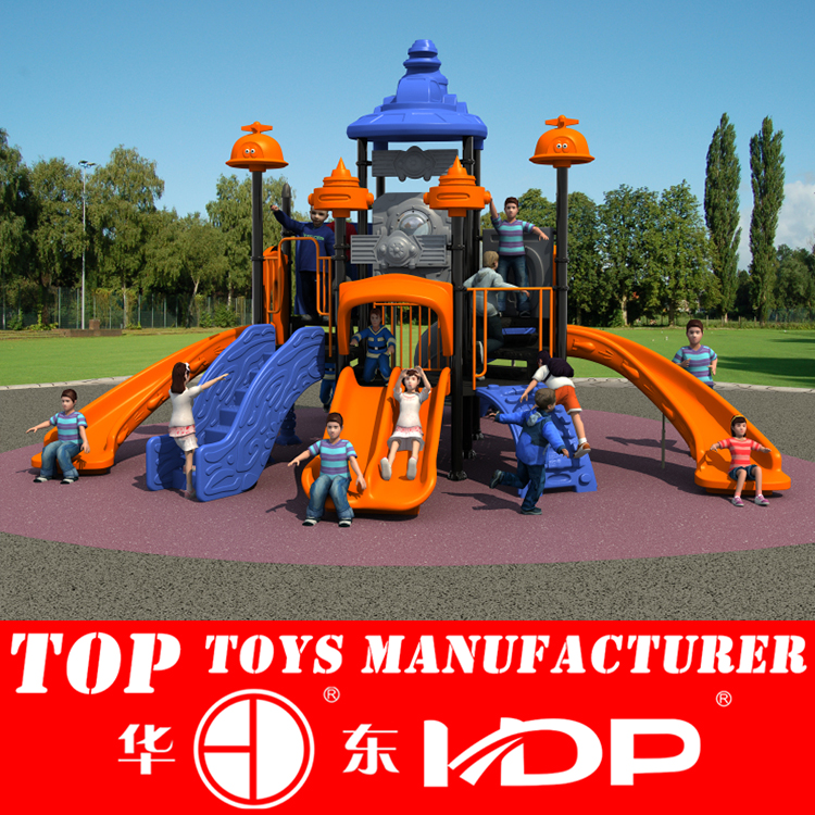 OEM Amusement Park Kids Outdoor Playground Equipment Plastic Toys