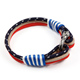 Trade Assured Supplier Rope Bracelet Alloy Buckle Rope Bracelet For Men wholesale