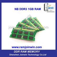 ETT original chips fast delivery ddr3 1gb ram warranty example