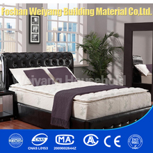 Pillow Top Natural Latex Roll Mattress With Pocket Coil Spring foam mattress manufacturer