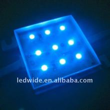 Light up letters, Waterproof 3528 led module x 9LEDs