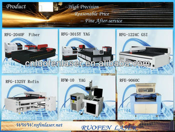 2013 high speed YAG laser marking machine for electronic components