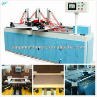 Photo Wood Frame Making Machine With High Frequency Technology from SAGA