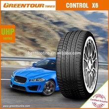 2017 New Arrival passenger radial car tyres for promotion