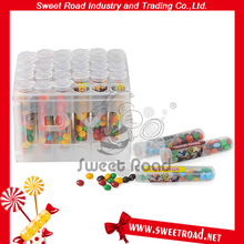 Colorful Chocolate Bean In Clear Candy Tubes Wholesale Cadbury Chocolate Suppliers