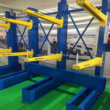 Warehouse Heavy Duty Adjustable Cantilever Rack / cantilever