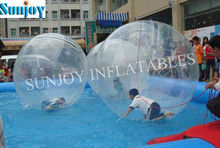 Hot sale Inflatable water polo walking ball games equipment
