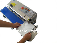 hot selling continous sealing machine for bags
