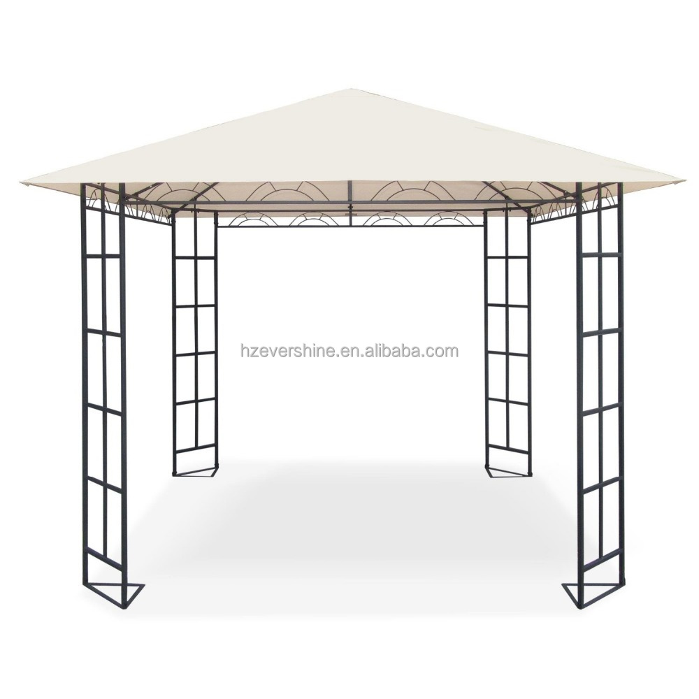 Outdoor Garden Steel Gazebo Canopy Tent