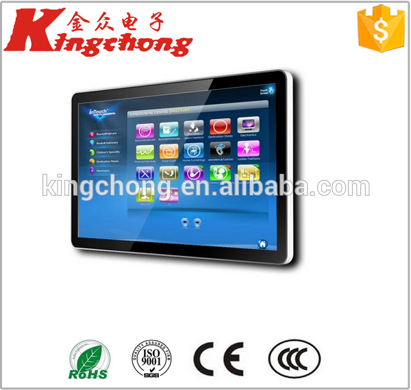 tablet car bus taxi 22 lcd bus monitor tv customized bus advertising screen