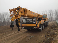 Used XCMG truck crane 70 ton , QY70K with low price but high quality