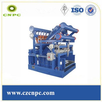 Good quality !! Solid control system drilling Mud Cleaner quoted price