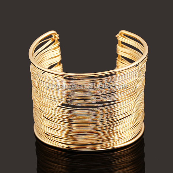 Rose gold plated bangles brand imitation jewellery