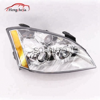 A21-3772010/A21-3772020 Auto Lighting system Car LED  headlight For Chery A5