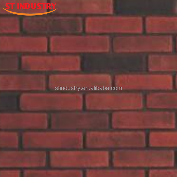 Exterior wall decoration cheap brick culture brick
