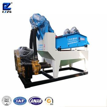 small capacity fine sand recovery system price