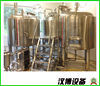 New type 5BBL-30BBL beer brewery equipment/industrial beer brewing system/ beer equipment