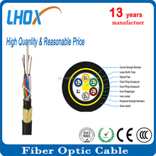 Light weight ADSS self-supporting 6F outdoor fiber optic cable blowing machine